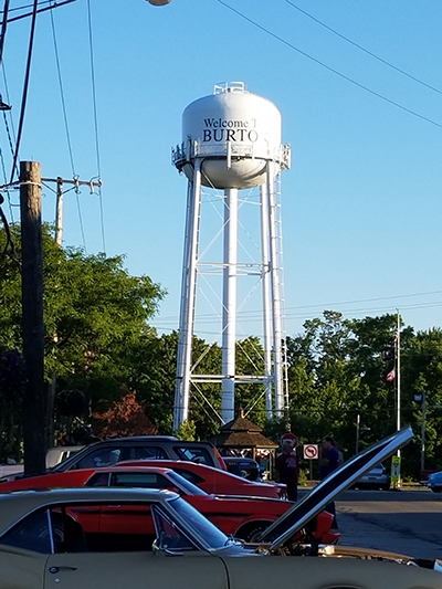 Burton Water Tower
